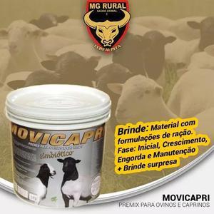 Movicapri engorda garantida 05kg 144,89 frete grátis