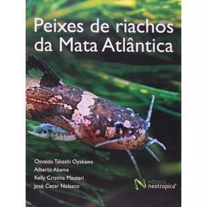 Peixes de riachos da mata atlântica - s