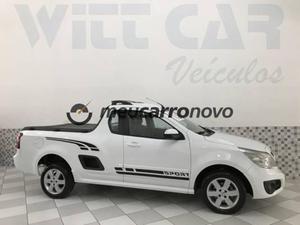 Chevrolet montana sport 1.4 econoflex 8v 2p 2012/2013