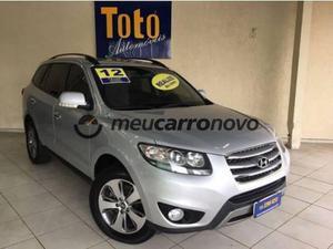 Hyundai santa fe gls 3.5 v6 4x4 tiptronic 2011/2012