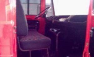 Mercedes benz mb 608 1981
