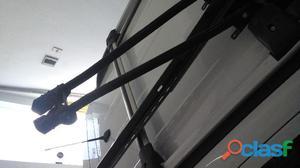 Suporte de bike para teto de carro, produto novo, facíl instalação.r$89,00