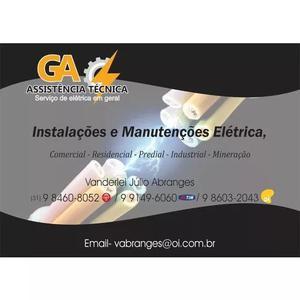 Assistencia tecnica eletrica