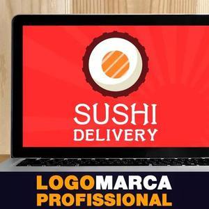 Logo, logotipo, logomarca, criação de arte profissional