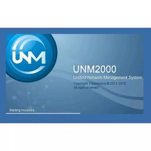 Manual unm2000 e treinamento básico de utilização,