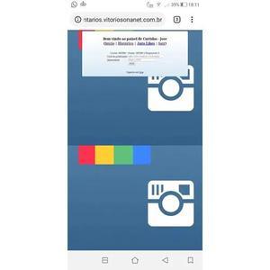 Painel para ganho de likes nas fotos do instagram