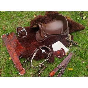 Sela freio de ouro celas sela arreio cavalo crioulo