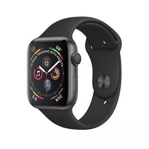 Apple watch series 4 gps 44mm s4 lançamento 2018 lacrado