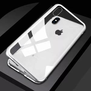 Capa capinha case magnetica iphone 6 7 8 7 plus 8 plus x xs