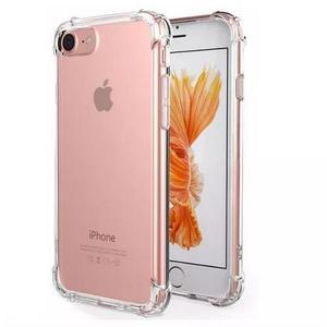 Capinha anti queda silicone iphone x xs xr max 5 6 7 8 plus