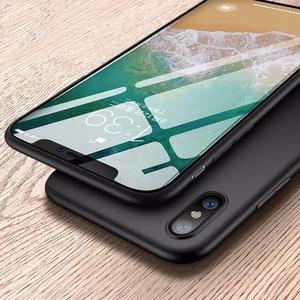 Capinha ultra fina fosca iphone 5 5s se 6 6s plus 7 plus 8
