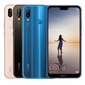 Huawei p20 lite dual 32gb 4gb ram tela 5.84'' dual cam 4g