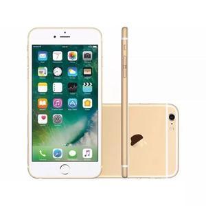 Iphone 6s plus 16gb dourado leia o anúncio