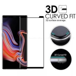 Película de vidro curva case friendly + brinde galaxy note