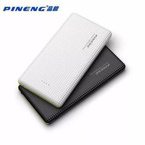 Pineng original carregador power bank slim 10000 mah pn951
