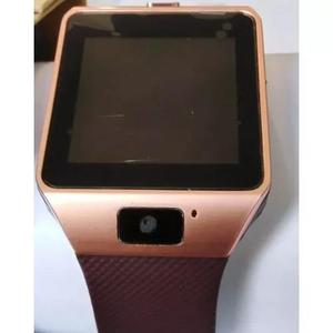 b58c216657c Relógio celular smart watch dz09   chip câmera som