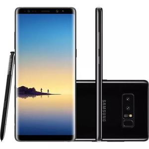 Samsung galaxy note 8 128gb novo lacrado garantia office