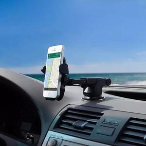 Suporte carro veicular celular gps ventosa painel automatico