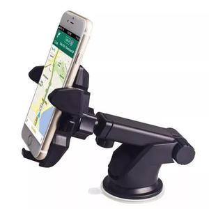 Suporte celular gps carro veicular mtg-011 trava automática