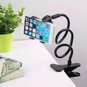 Suporte celular mesa escritorio articulado universal cama