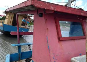 Barco de pesca - oportunidade - 25 mil