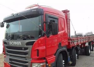 Caminhão bi-truck scania – entrada a combinar