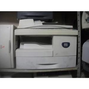 Copiadora e impressora xerox workcentre 4118 funcionando