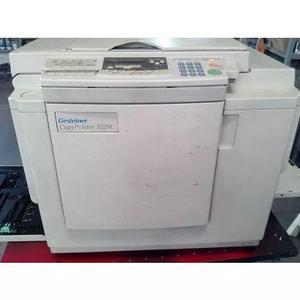 Duplicadora copiadora gestetner 5329
