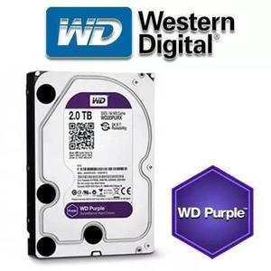 Hd 2tb purple wd o