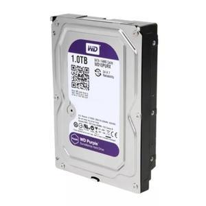 Hd cftv dvr 1tb western digital intelbra purple wd10purz