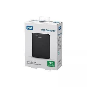 Hd externo 1tb usb 3.0 wd portatil western digital ps4-xbox