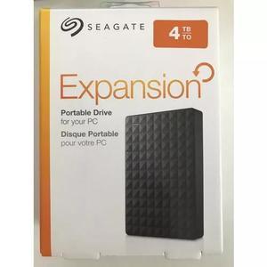 Hd externo portátil de bolso seagate 4000gb - 4tb usb 3.0