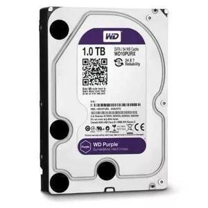 Hd interno 1tb western digital purple sata iii 64mb wd10purx