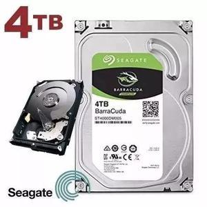 Hd interno seagate 4tb - 4000 gb