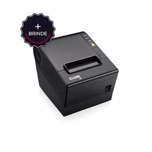 Kit c/2 impressoras não fiscais elgin i9 c/guilhotina usb