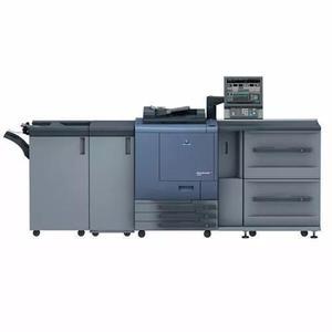 Konica minolta bizhub press c7000 com 330k original + fiery