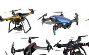 Loja online de vendas de drones baratos