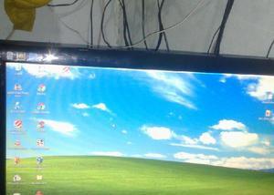 Monitor de 15 polegada funcionando perfeitamente