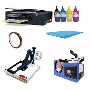 Multifuncional a4 l396+ prensa p/ caneca+ prensa plana 38x38