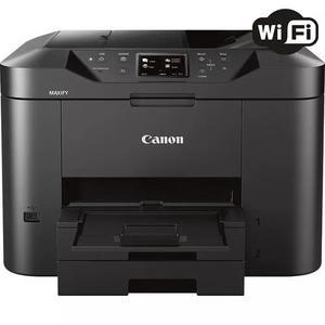 Multifuncional canon maxify mb2710 jato de tinta wireless