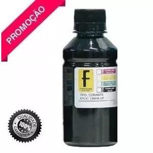 Tinta 200ml preta cartucho impressora hp 122 662 74 60 901