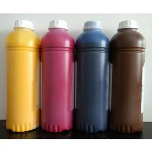 Tinta sublimatica 4 litros - kit com 1 litro de cada cor