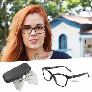 Armação óculos grau ana 6197 f
