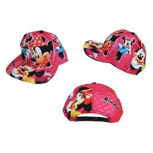 Boné minnie infantil chapéu disney criança menina aba cab207712a9