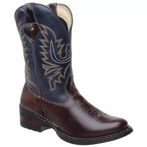 616ac418b5 Bota texana masculina 100% couro country montaria