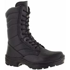 Coturno bota masculino padrão bota militar tático azimute