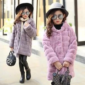 Jaqueta Menina Infantil Criança Luxo Casaco Blusa Neve Frio