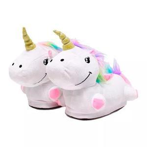 010bd5be595170 Pantufa unicornio 3d 【 REBAIXAS Julho 】 | Clasf