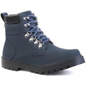 Sapato bota coturno masculino adventure cano médio social em Brasil ... e9cd3ddd5e780