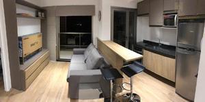 Apartamento · 44m2 · 1 quarto · 1 vaga